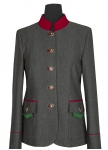 Fine traditional long jacket from Kaiserjäger/Austria.
