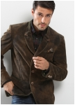 Jakob  jacket made of finest goat leather from Meindl