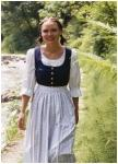 Dirndl dress Anna from Lodenfrey.