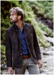 High-quality deerleatherjacket Johann from Meindl.