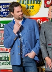 Royalblue jacket  of loden for men from Kaiserj�ger