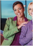 Classic green jacket for women from Kaiserj�ger.