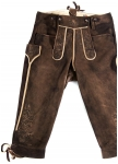 Leather trousers Andechs from Meindl.