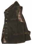 Vest made of deer-leather from Meindl.