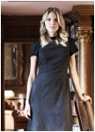 Charleston leather dress for women from Meindl