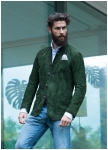 L�ssiges City Jacket Munich von Meindl.