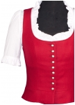 Red Bodice from Kaiserj�ger