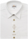 Traditional shirt with elegant embroidery.