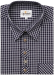 Checked men shirt from Aum�hle.