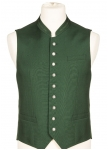 Dark green vest for many occations from Grasegger.