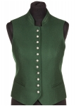 Traditional loden vest Bonny from Allwerk AT.