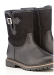 Mens true fur boot from Dirndl und Bua.