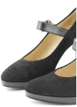 Originell high hill shoe from Dirndl und Bua