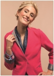 Dressy SuperlightWalk pink jacket for Business from Geiger