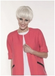 Red jacket short sleeves from Geiger.