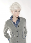 Jacket made of superlight boiled wool from Geiger