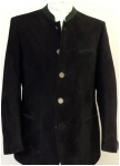 Traditional jacket Parcifal in black from Grasegger.