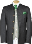 Very nice loden jacket in anthracit from Grasegger