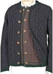 Traditional knitted jacket from Grasegger