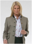 Linen jacket for women from Kaiserj�ger.