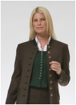 Frock coat  for women from Kaiserjäger.