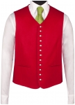 Traditional red waist coat from Kaiserj�ger