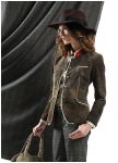 Elenora goatleather Jacket from Meindl