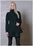 Lohengrin Longjacket made of finest goat leather.