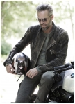 Race deerleather jacket from Meindl.