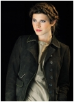 Audrey deerleather jacket from Meindl.