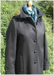 Woman\'s loden coat from Steinbock/Tirol