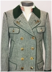 Pretty woman's loden jacket from Steinbock/Tirol