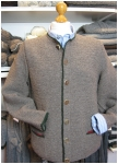 Traditionell sheepwool cardigan from Theo Huber/Miesbach.