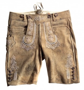 Short trousers Weitenfels from Meindl.