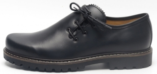 Velour leather shoe from Dirndl und Bua