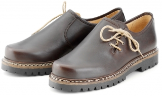 Side laced shoe from Dirndl und Bua