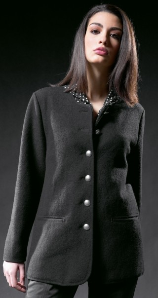 Classicle jacket for woman 'made in austria'.