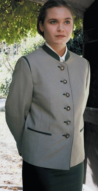 Reed linen jacket  in the typical