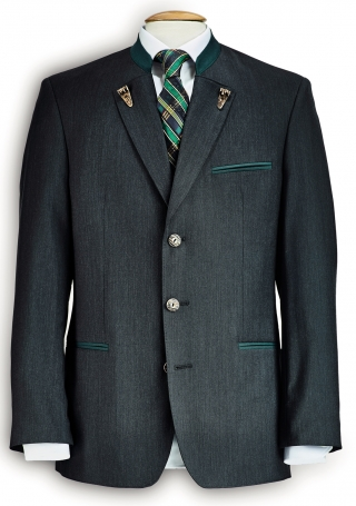 Traditional Jacket Tamsweg with revers from Lodenfrey/Munich