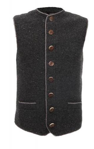 Traditional men vest handknitted