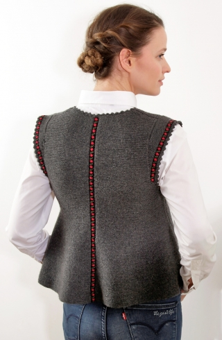 Traditional lady jacket from Pezzo/Bavaria