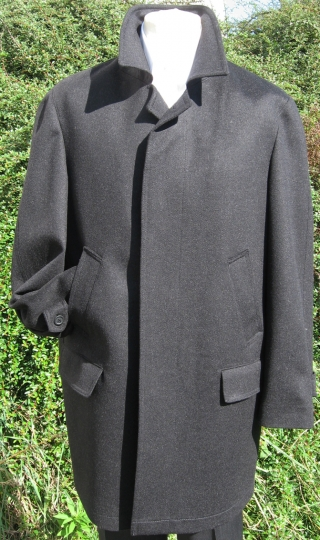 Classically loden coat from Steinbock