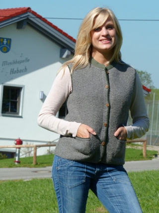 Casual vest  from Theo Huber in Miesbach.