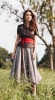 Everdene bodice with suitable skirt from Meindl