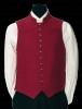 Traditional red waist coat from Kaiserjäger