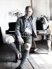 Gamsleiten deer leather trousers  from Meindl