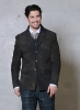 Governor classic deer leather jacket  from Meindl.