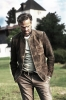 Deerskin jacket Heinrich from Meindl