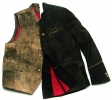 Deer leather vest Russbac from Meindl