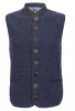 Traditional men vest handknitted from Pezzo/Bavaria